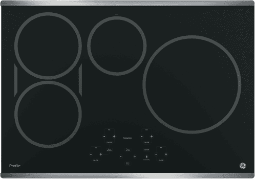 "GE Profile PHP9030SJSS - GE Profile 30"" Built-In Touch Control Induction Cooktop with Stainless Steel Trim"