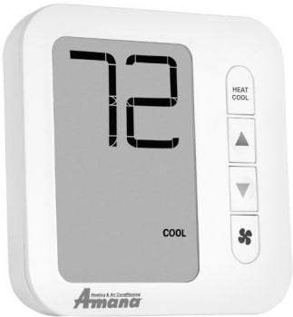 Amana PHWTA200 - Programmable Thermostat with 2-Stage Heat / 2-Stage Cool or Heat Pump