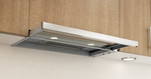 Kitchen Hoods  Inches White Ducted With Light