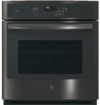 GE Profile PK7000BLTS   Black Stainless Steel