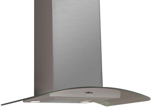 Elica Comfort Potenza Series EPT436S1 - Elica's Potenza Wall Mount Ventilation Hood