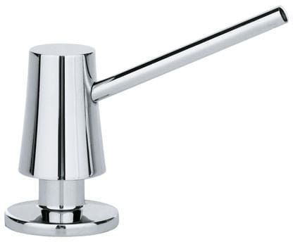 Franke SD2500 - Polished Chrome Soap and Lotion Dispenser