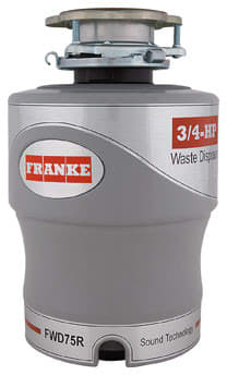 Franke FWD75R - FWD75R Waste Disposer