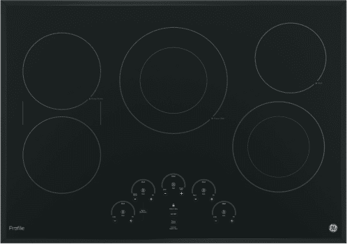 GE Profile PP9030DJBB - Black Trim