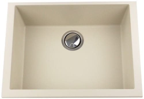 Nantucket Sinks Plymouth Collection PR2418S - Undermount Kitchen Sink from Nantucket