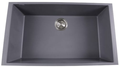 Nantucket Sinks Plymouth Collection PR3018TI - Undermount Kitchen Sink from Nantucket