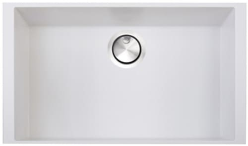 Nantucket Sinks Plymouth Collection PR3018W - Undermount Kitchen Sink from Nantucket