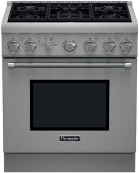 Thermador Pro Harmony Professional Series PRG305PH - 30 Inch Gas Pro Harmony Range