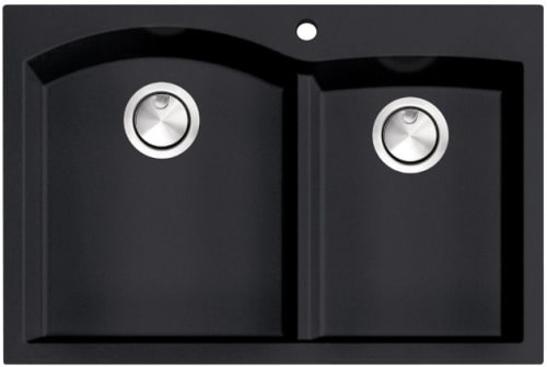 Nantucket Sinks Plymouth Collection PR6040BL - Black