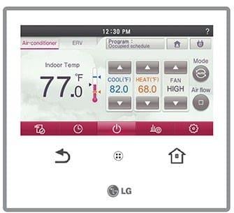 LG PREMTA000 - Premium Remote Controller