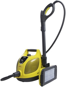 Vapamore Primo Series Multi-Floor Canister Vacuum Cleaner MR100 - Front View