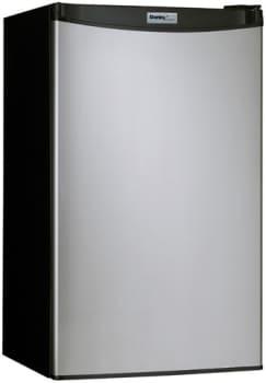 Danby Designer Series DCR88 - Spotless Steel Finish