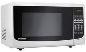 Danby DMW111K - White