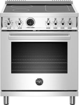 Bertazzoni PROF304INSXT - Front View