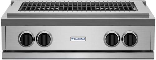 BlueStar Charbroiler Series PRZIDCB30V2 - Front View