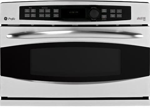 GE Profile Advantium Series PSB1000N - Stainless Steel on Black
