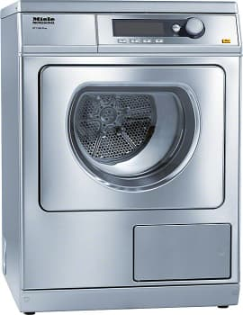 "Miele Professional PT7138SS - Miele 24"" Pro Electric Dryer with 15 Lbs. Capacity - Featured View"