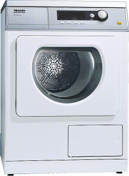 "Miele Professional PT7138W - Miele 24"" Pro Electric Dryer with 15 Lbs. Capacity - Featured View"