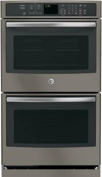 "GE Profile PT7550EHES - 30"" Double Electric Wall Oven with 5.0 cu. ft. capacity - featured view"