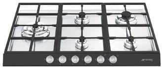 Smeg Linear Design PTS727NU5 - Black