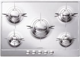 "Smeg Piano Design PU75ES - 28"" Pianoa Design Gas Cooktop in Polished Stainless Steel"