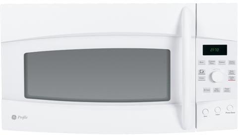 GE Profile Spacemaker Series PVM2170DRWW - White