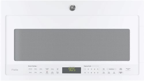 GE Profile PVM9005DJWW - GE Profile Series 2.1 cu. ft. Over-the-Range Sensor Microwave Oven