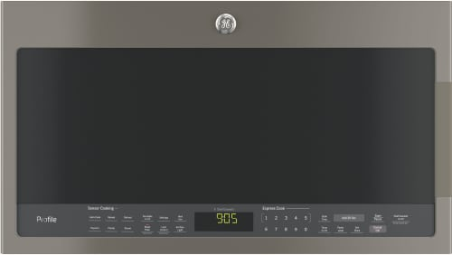 GE Profile PVM9005EJES - GE Profile Series 2.1 cu. ft. Over-the-Range Sensor Microwave Oven