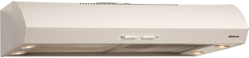 Broan Evolution QP1 Series QP136WW - Under Cabinet Range Hood in White Finish