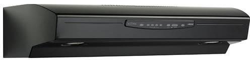 Broan Allure III QS3 Series QS330BL - Black Front View