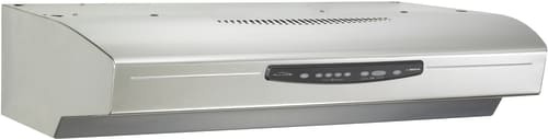 Broan Allure III QS3 Series QS336SS - Under Cabinet Range Hood in Stainless Steel Finish