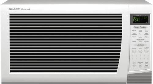 Sharp R530EWT - Featured View