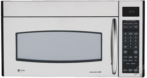 GE Profile Spacemaker Series JVM1871SK - Stainless Steel