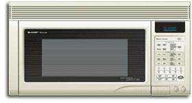 Sharp R1872 - Main