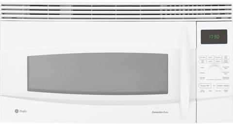 Ge Jvm1790wk 1 7 Cu Ft Over The Range Microwave Oven