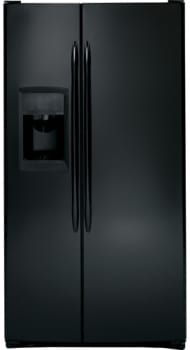 GE Profile PSF26NGT - Black