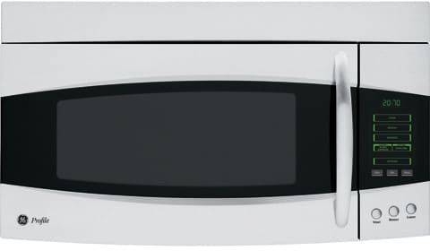 GE Profile Spacemaker Series PVM2070 - Stainless Steel