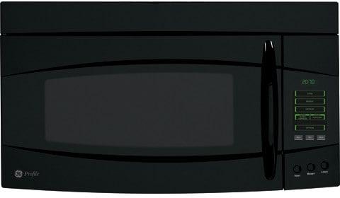 GE Profile Spacemaker Series PVM2070DMBB - Black