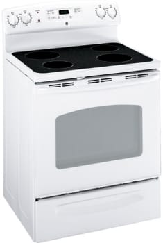 GE CleanDesign JBS55DMWW - White