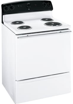 GE QuickClean JBS03MWH - White