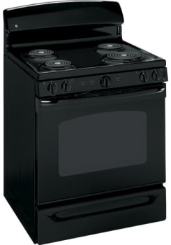 GE QuickClean JBP15DM - Black