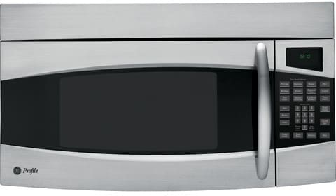 Ge Pvm1870smss 1 8 Cu Ft Over The Range Microwave Oven