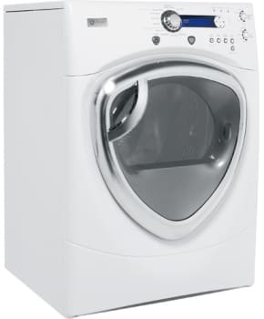 Ge Dpvh880ejww 27 Inch Electric Dryer With 7 5 Cu Ft