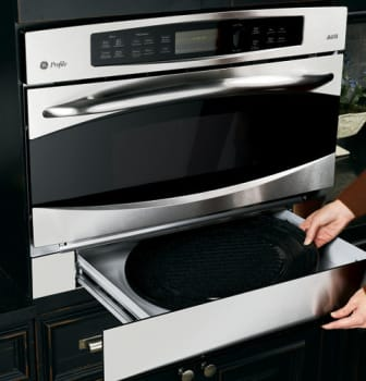 GE Profile JX2201NSS - Stainless Steel (Oven Sold Separately)