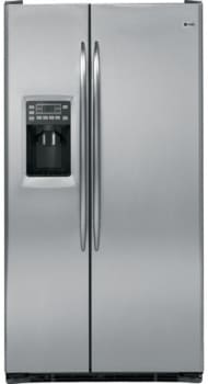 GE Profile PSCF5RGX - Stainless Steel