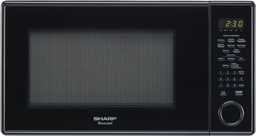 Sharp R459YK - 1.3 cu. ft. Countertop Microwave