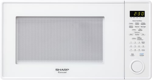 Sharp R459YW - 1.3 cu. ft. Countertop Microwave