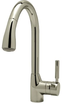Rohl de Lux Collection R7505STN2 - Satin Nickel