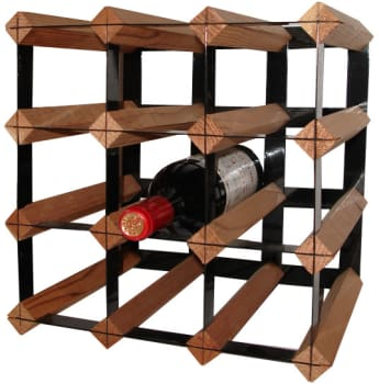 Vinotemp Epicureanist Series RACK12CT - 12 Bottle Cellar Trellis Wine Rack