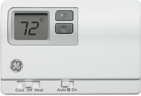 GE RAK148D2 - Heat Pump Digital Remote Thermostat